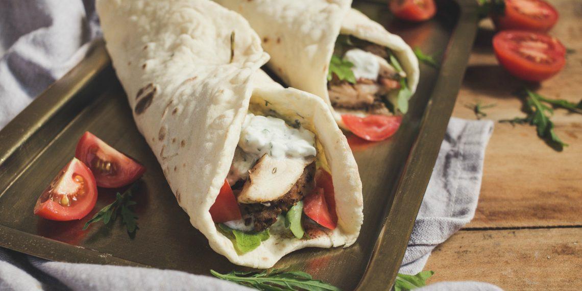 Греческий с курицей в домашних условиях рецепт  904